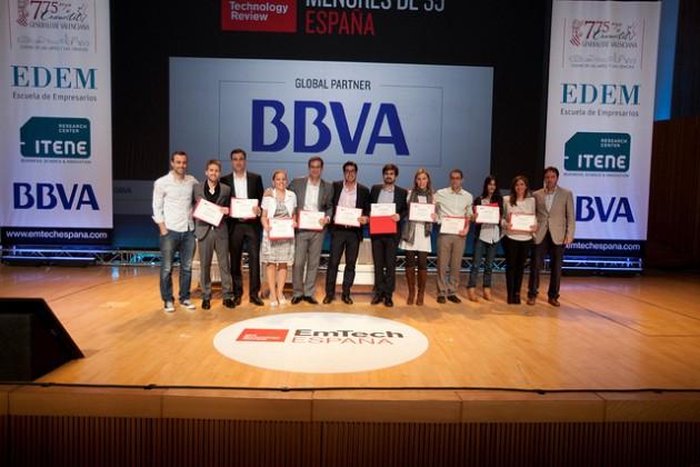 El MIT reconoce la labor de jóvenes españoles desarrolladores de tecnología