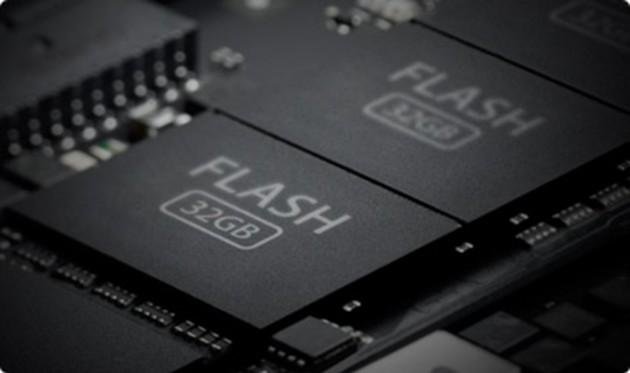 Crece la popularidad del almacenamiento flash