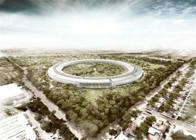 Apple recibe la aprobación final para construir un nuevo Campus en Cupertino