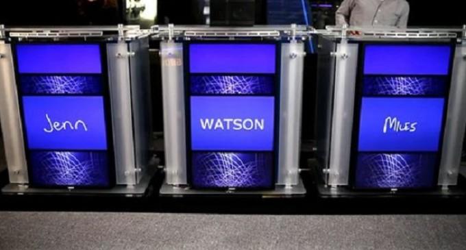 IBM ofrece su superordenador Watson como plataforma de desarrollo en la nube