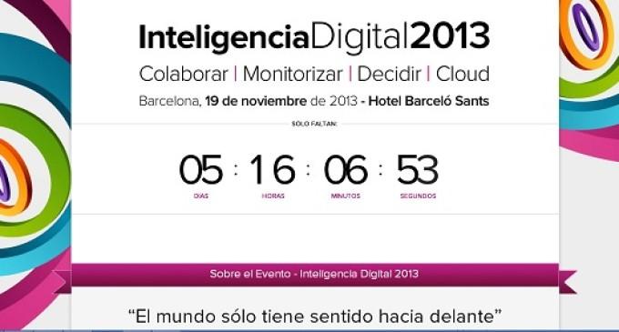 Próximo Foro de Inteligencia Digital: colaborar-motorizar-decidir-cloud