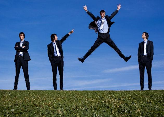 Las 10 claves del éxito profesional