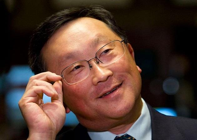 El nuevo CEO de BlackBerry confía en reflotar la compañía