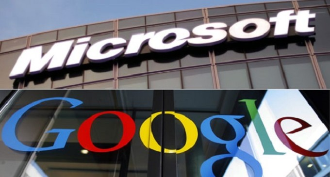 Microsoft y Google unen fuerzas contra la pedofilia