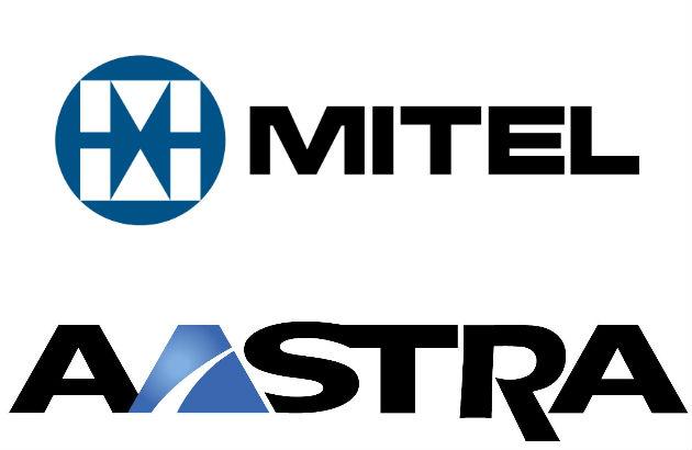 Mitel y Aastra anuncian un plan de fusión