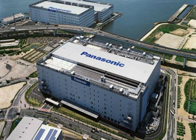 Panasonic pretende vender tres de sus fábricas de chips en Japón