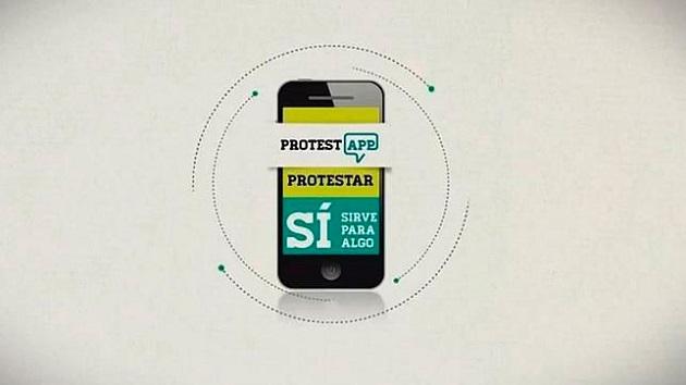Protestapp