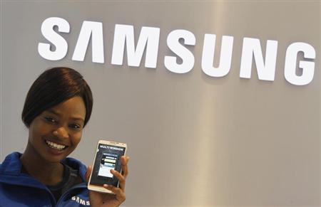 Samsung espera duplicar las ventas de smartphones en África el próximo año