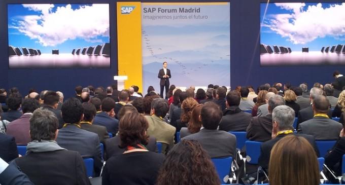SAP apuesta por un mensaje de innovación en su evento SAP Forum 2013