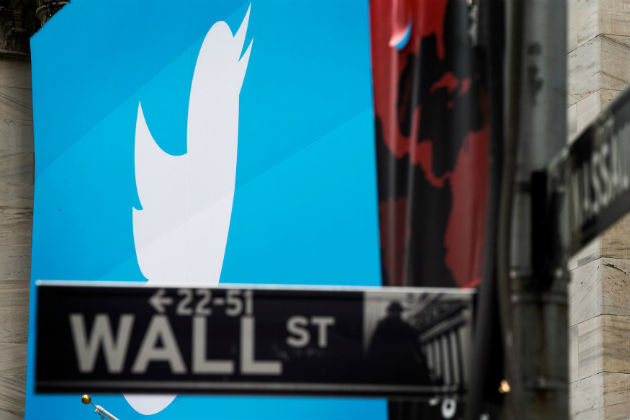 Las acciones de Twitter caen en su segundo día