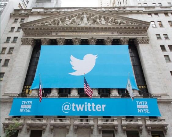 Twitter dobla su acción, llega a los 47,24 dólares en su debut