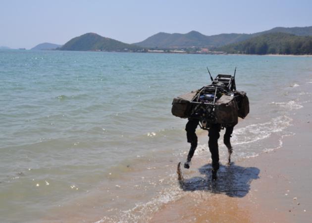 Google compra la empresa de robótica Boston Dynamics
