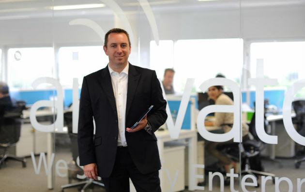 """Ian Evans, de AirWatch: """"España ha entrado de manera progresiva en el mercado de las tendencias móviles"""""""