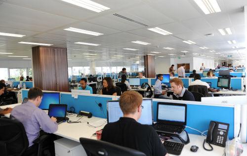 EMEA office