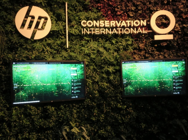 HP Earth Insights