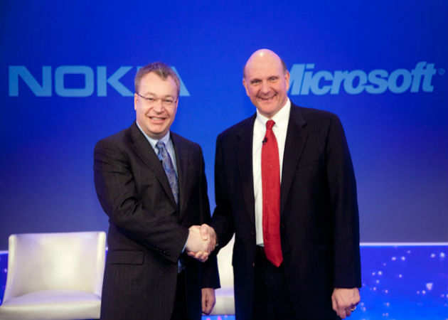 Microsoft cada vez más cerca de comprar Nokia
