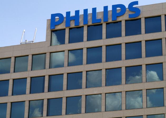 Philips vuelve a obtener beneficios