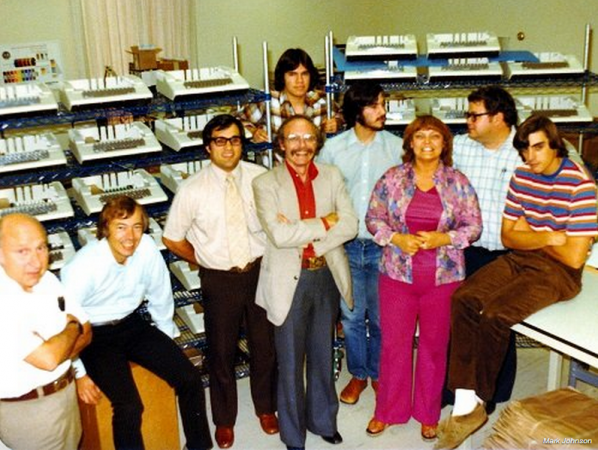 Pictures Of Apple s First Employees   Business Insider