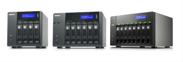 Serie TS-x70 Pro de QNAP