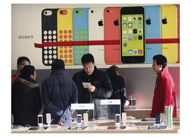 El acuerdo de Apple con China Mobile aumentará sus ingresos un 5%