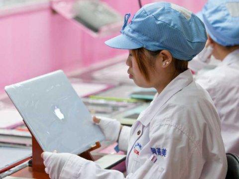 Apple envía médicos a su fábrica Pegatron tras el fallecimiento de un joven de 15 años