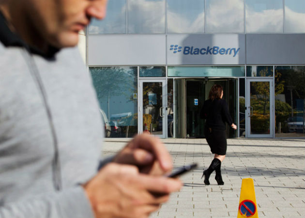 BlackBerry ficha a un ex ejecutivo de SAP