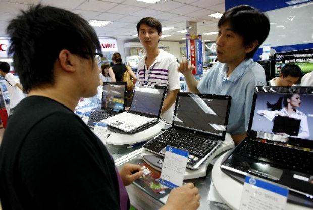 China, segundo en el mercado de TI mundial