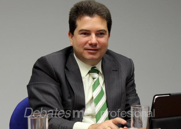 """Enrique Birlanga (Schneider Electric): """"Si buscas disponibilidad, la eficiencia puede caer, y al revés"""""""