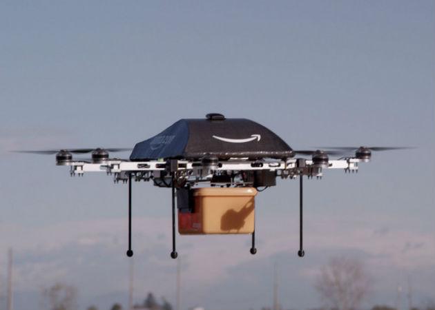 El CEO Ebay considera una fantasía los drones de Amazon