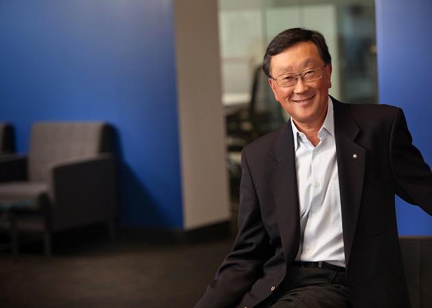 El CEO de BlackBerry asegura que la compañía sigue siendo innovadora y financieramente estable