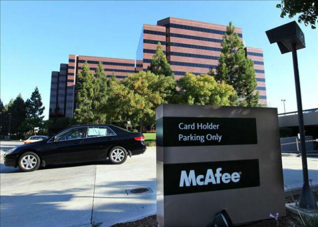 Banco Santander firma un acuerdo con McAfee