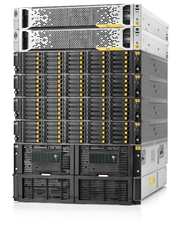 HP muestra en Discover 2013 Barcelona nuevas soluciones convergentes para el centro de datos