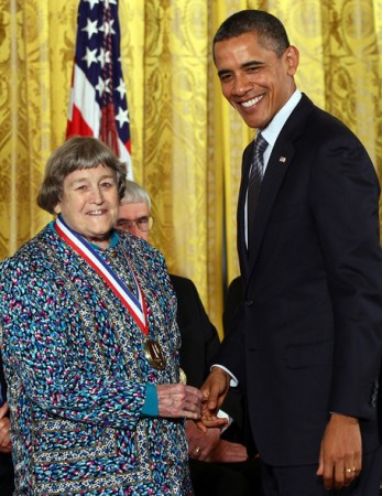 Obama Confers Nat'lMedal of Science and Nat'lMedal of Technology and Innovation