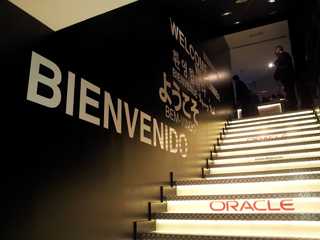 Evento ORACLE