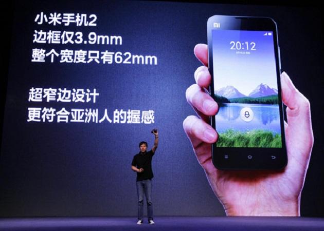Xiaomi pretende vender 40 millones de smartphones en 2014