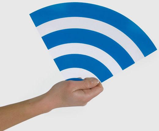 ¿Conectarse a Wi-Fi a través de las redes sociales?