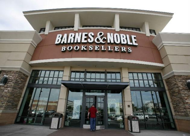 Barnes & Noble tiene nuevo CEO