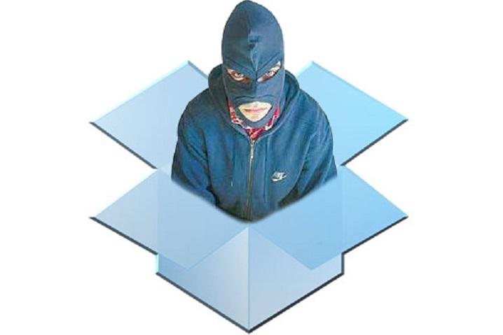 Dropbox hackeo