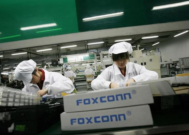 Detienen a varios directivos de Foxconn por aceptar sobornos de proveedores