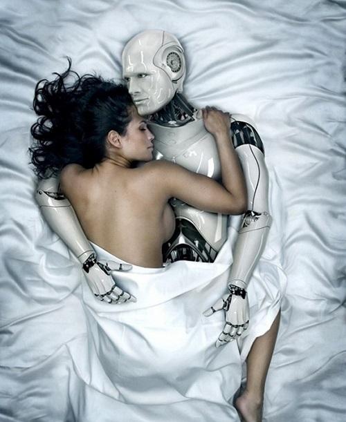 Humanos y robots