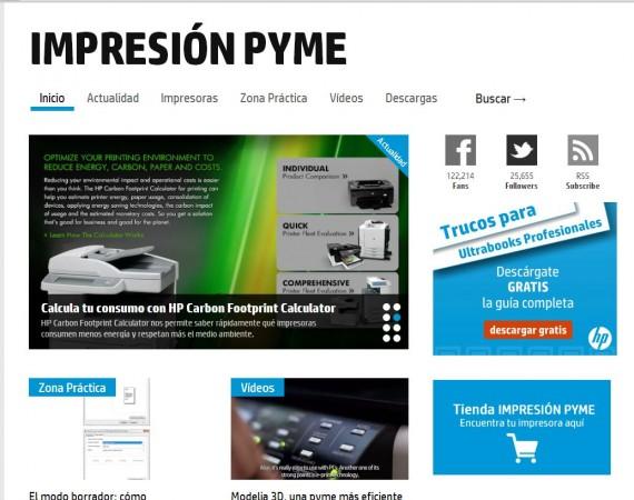 impresión pyme