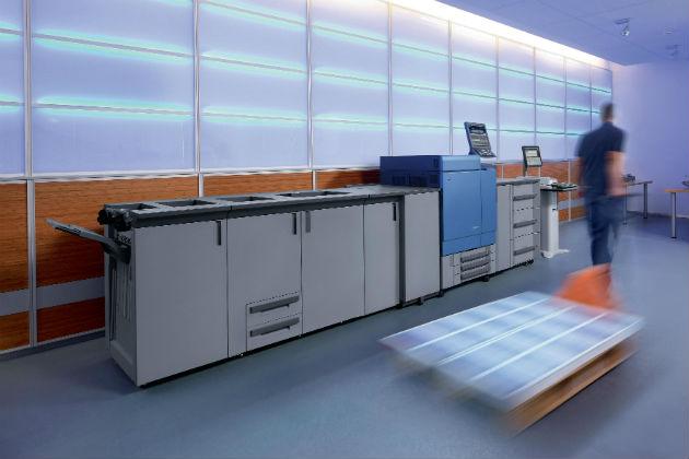 Konica Minolta España compra el área Profesional Production Printing de GMA Office