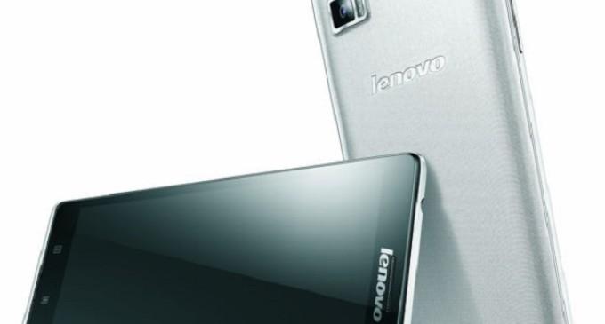 Lenovo Vibe Z, smartphone con LTE