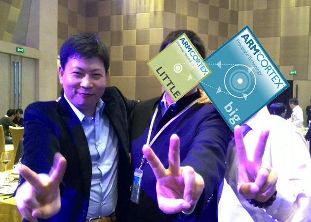 Huawei mostrarásus nuevos SoCs en el MWC 2014