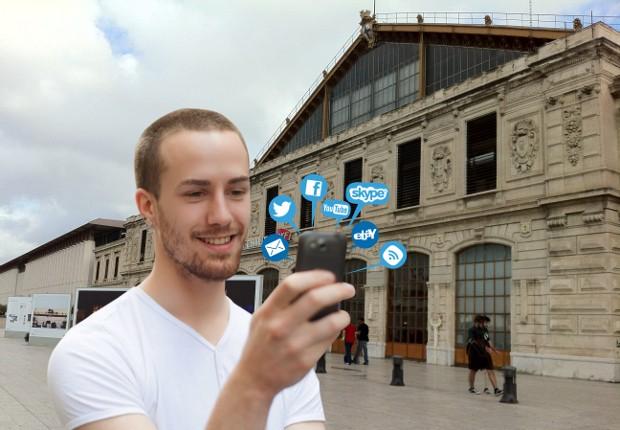 Informe WiFi 2013 de GOWEX: el 70% de los usuarios de  smartphones utilizan WiFi pública