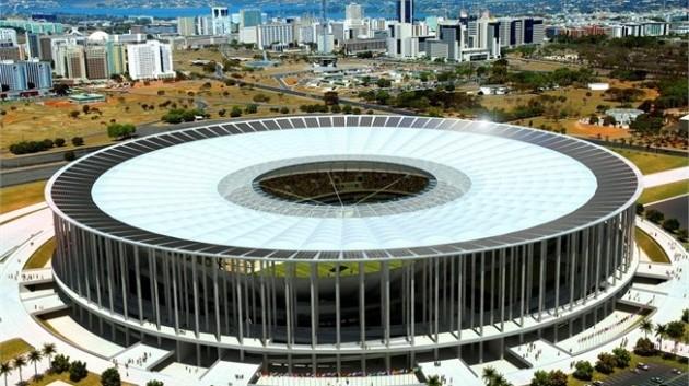 Ruckus Wireless proporciona red WiFi a los estadios brasileños