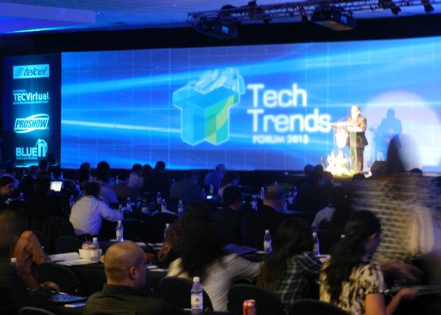 Meru Networks ofreció WiFi 4G a más de medio millar de asistentes al Tech Trends Forum 2013