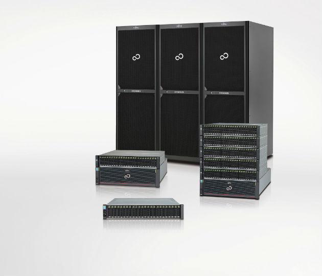 Fujitsu presenta su novedades en almacenamiento en varios eventos