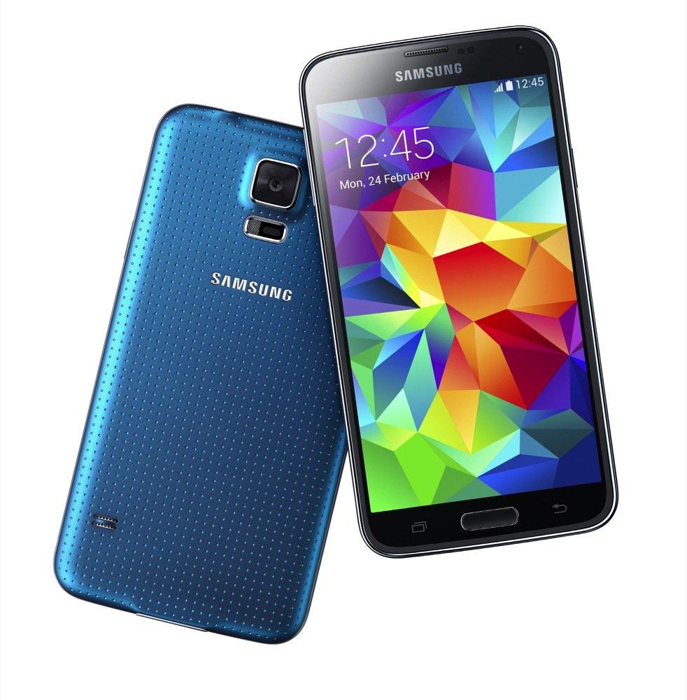 ¿Qué hay dentro de un Samsung Galaxy S5?