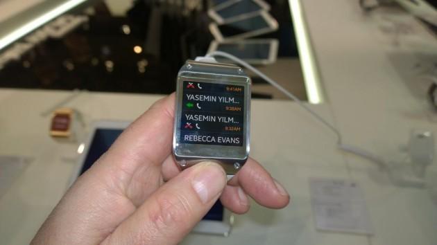La app de PayPal permite a los usuarios de Samsung Gear 2 comprar y pagar